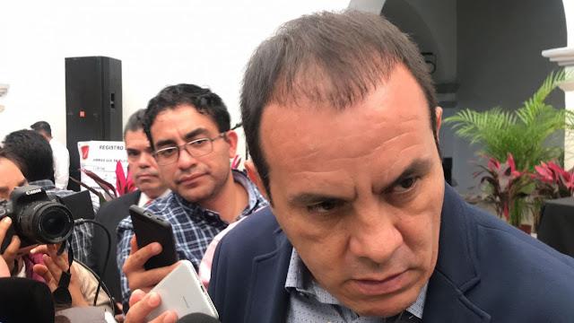 El 'Cuau' le responde a Yeidckol Polevnsky: 'no sabe lo que pasa en Morelos'