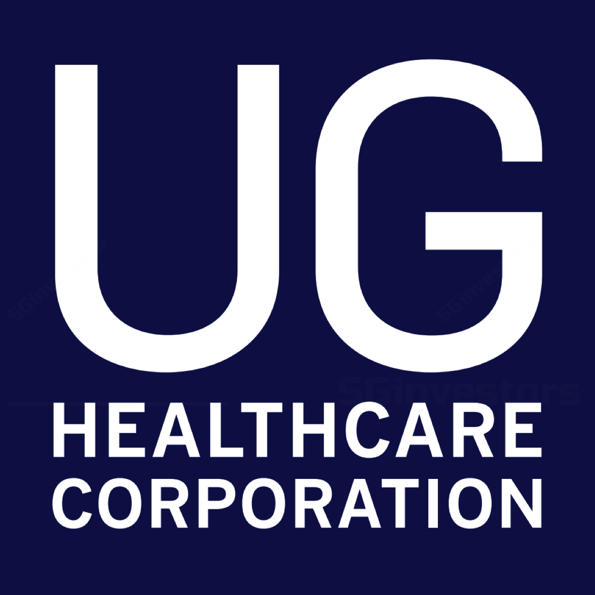 UG HEALTHCARE CORPORATION LTD (SGX:41A) | SGinvestors.io