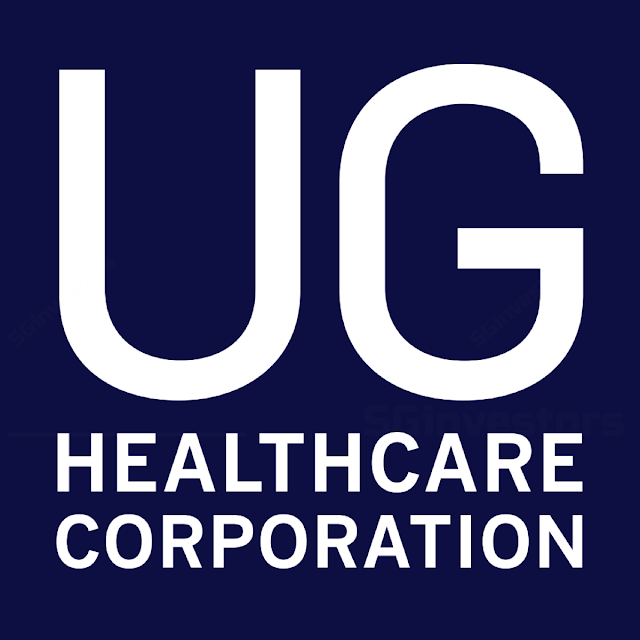UG HEALTHCARE CORPORATION LTD (41A.SI) @ SG investors.io