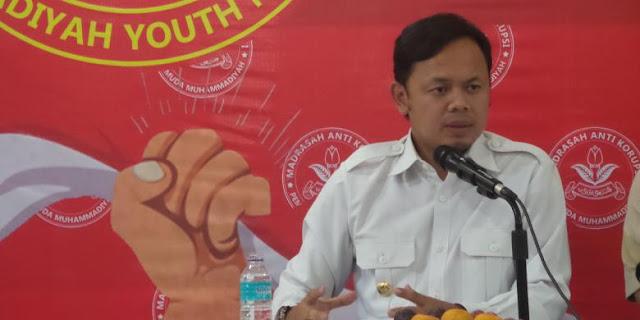Wali Kota Bogor (Bima Arya) Minta Penangguhan Penahanan Kepala Dinas Koperasi atas dugaan korupsi