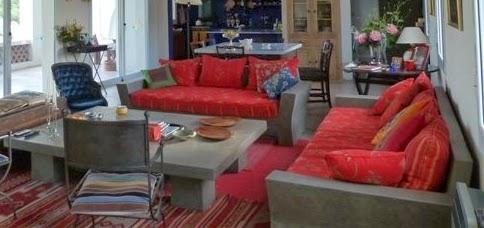 Muebles en cemento light estilo ribera sofa o sillones for Patas para sillones