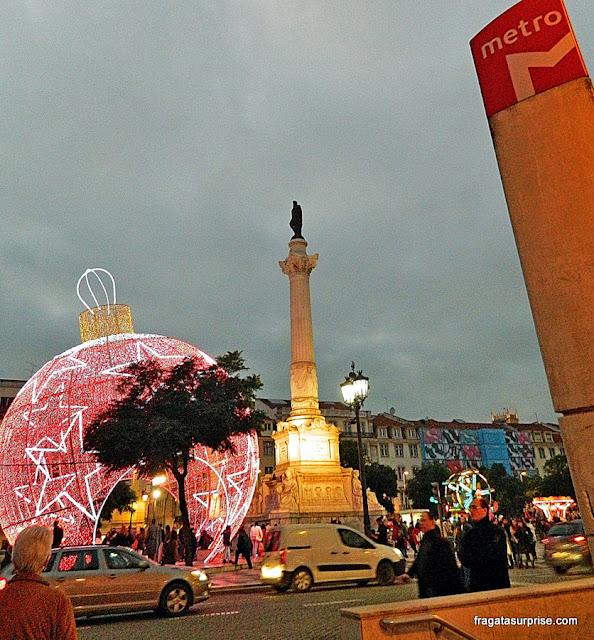 Natal em Lisboa, Portugal