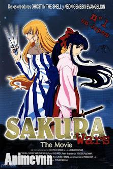 Sakura Taisen: Katsudou Shashin -  2001 Poster