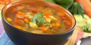 اخسر 7 كيلو جرامات فى اسبوع مع الحساء الحارق