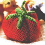 Patrones gratis tomates amigurumi | Free amigurumi patterns tomatoes