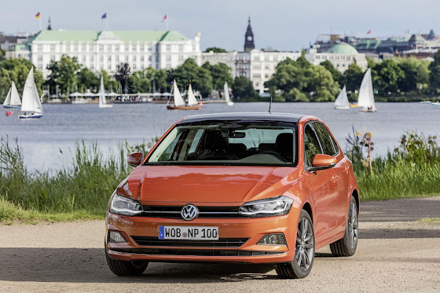 Novo VW Polo 2018 Highline