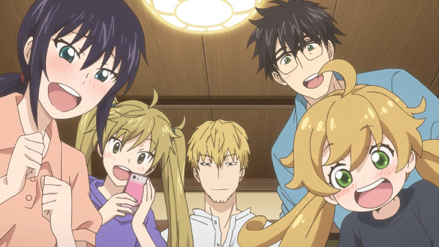 [Review Anime] Melody Amaama to Inazuma