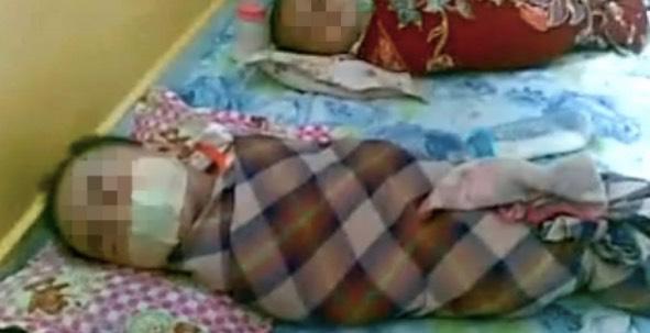 """""""Badan penuh kesan bedung, calar balar.."""" - Ibu Dedah Bayi Didera Pengasuh"""