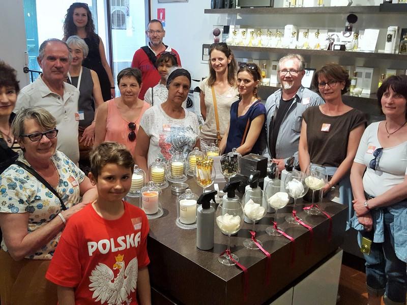 Une visite de ma boutique par l 39 office de tourisme de - Office du tourisme de montpellier ...