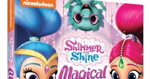 Shine Kaz Shimmer And Pet