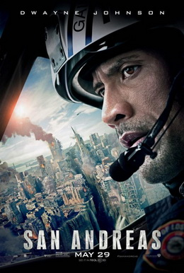San Andreas (2015) Hindi Dubbed PDVD 700mb