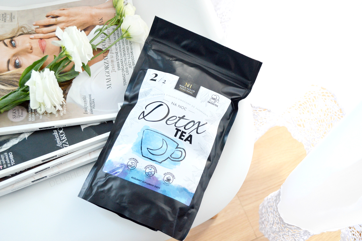 detox tea na noc noble health