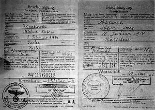 """Fałszywe dokumenty Stefana Bałuka wystawione przez Wydział Legalizacji """"Agaton"""""""