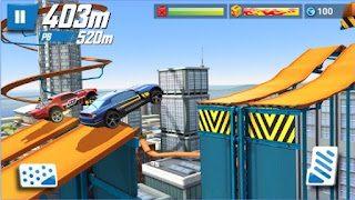 Games Hot Wheels: Race Off Apk