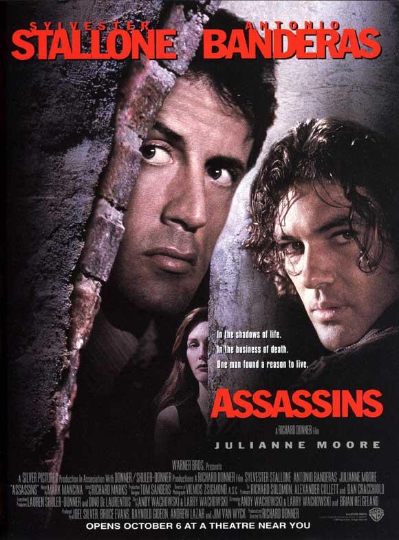 Assassins (1995) มหาประลัยตัดมหาประลัย