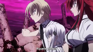 High School DXD BoRn - Episódio 09