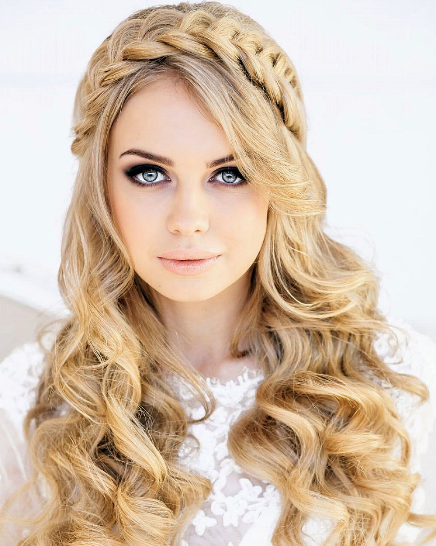 Bride Hairstyles Hairstyles For Women Braided Hair Models