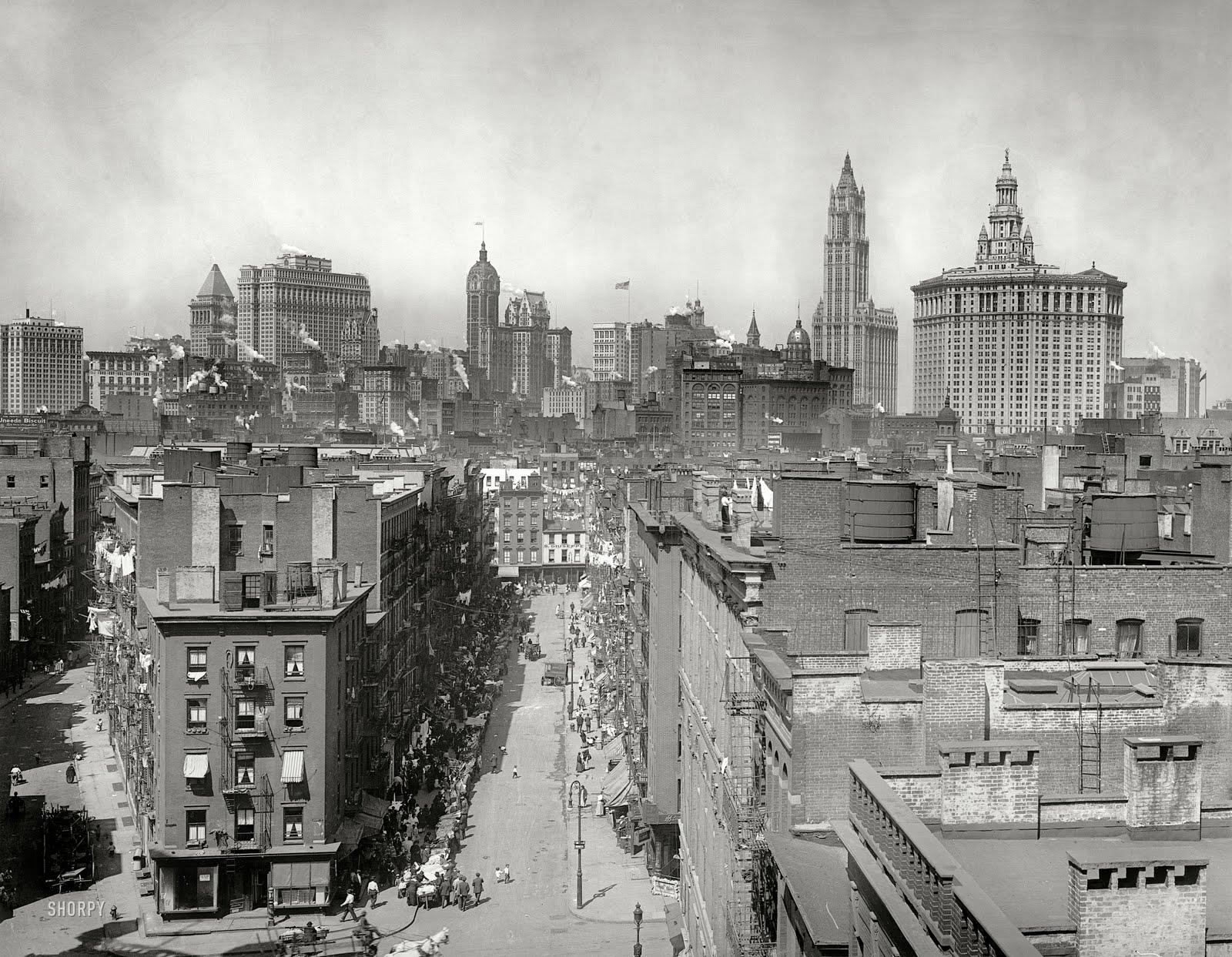 alte skyline new york