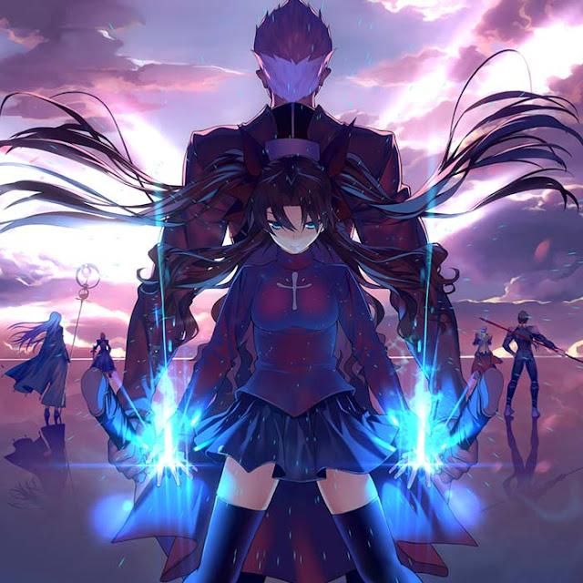 Fate Stay Night Archer Wallpaper Engine