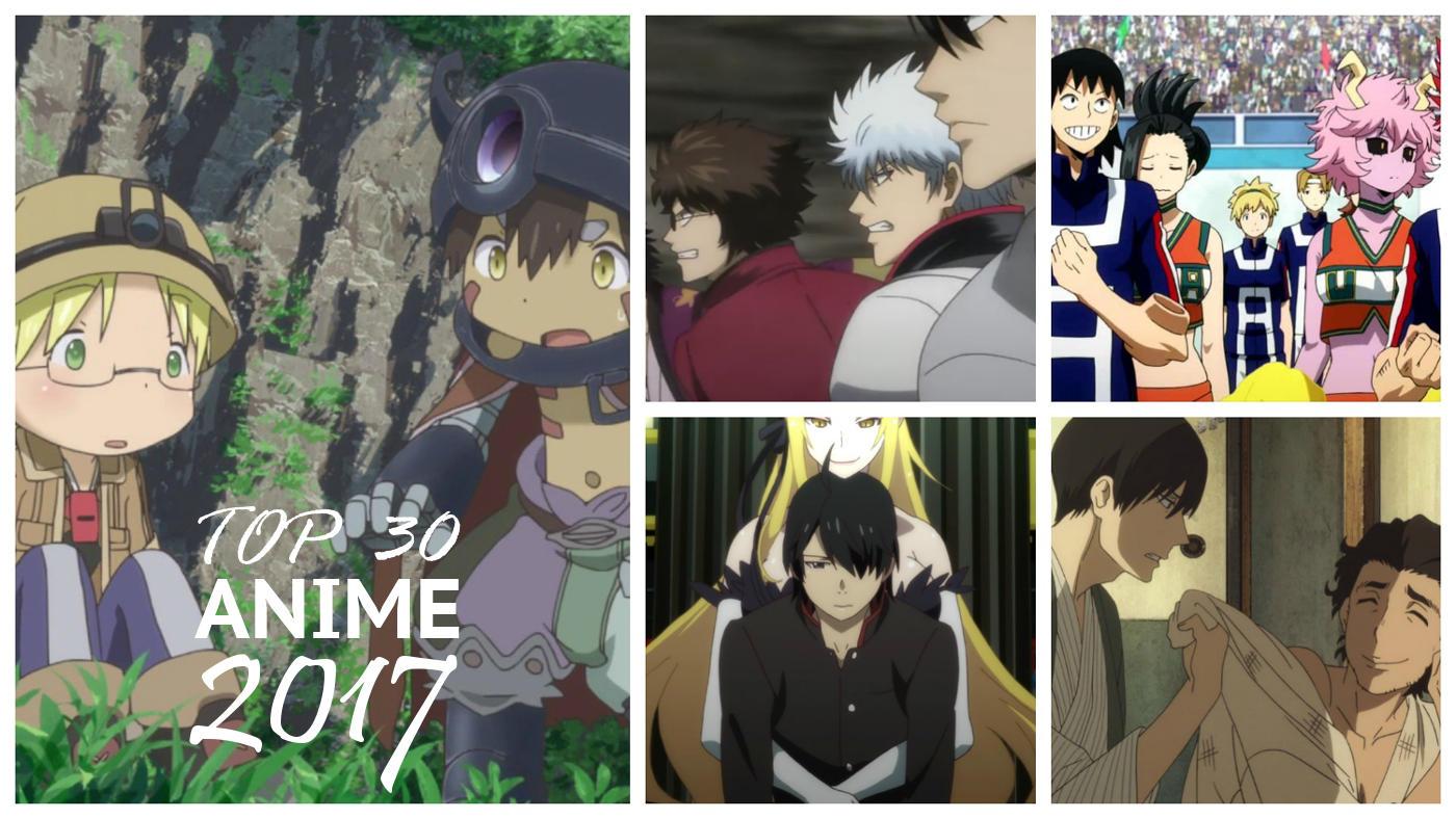 Najlepsze anime 2017 roku według serwisu Animeholik.pl