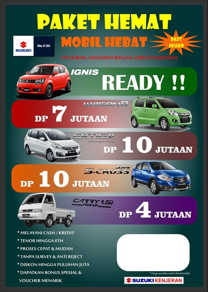 Dealer Mobil Suzuki Sidoarjo Surabaya Gresik Lamongan
