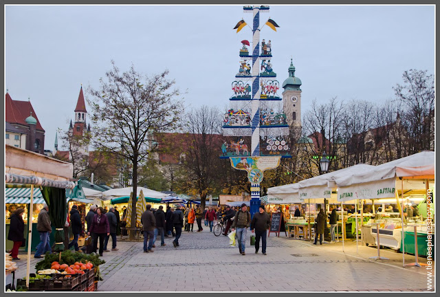 Virtuailenmarkt Munich (Alemania)