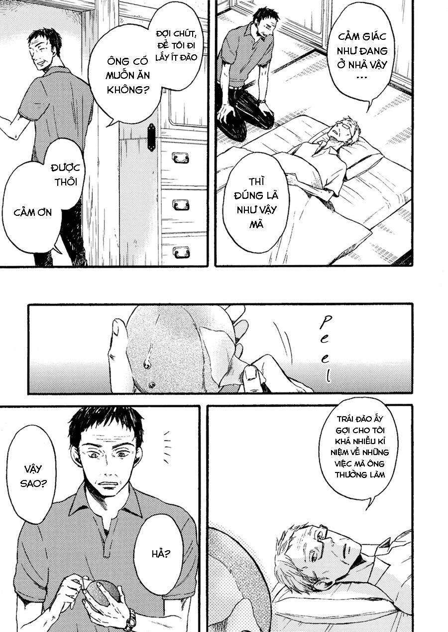 Nhìn lần cuối những kí ức ngày xưa - Tác giả UMEMATSU Machie - Trang 6