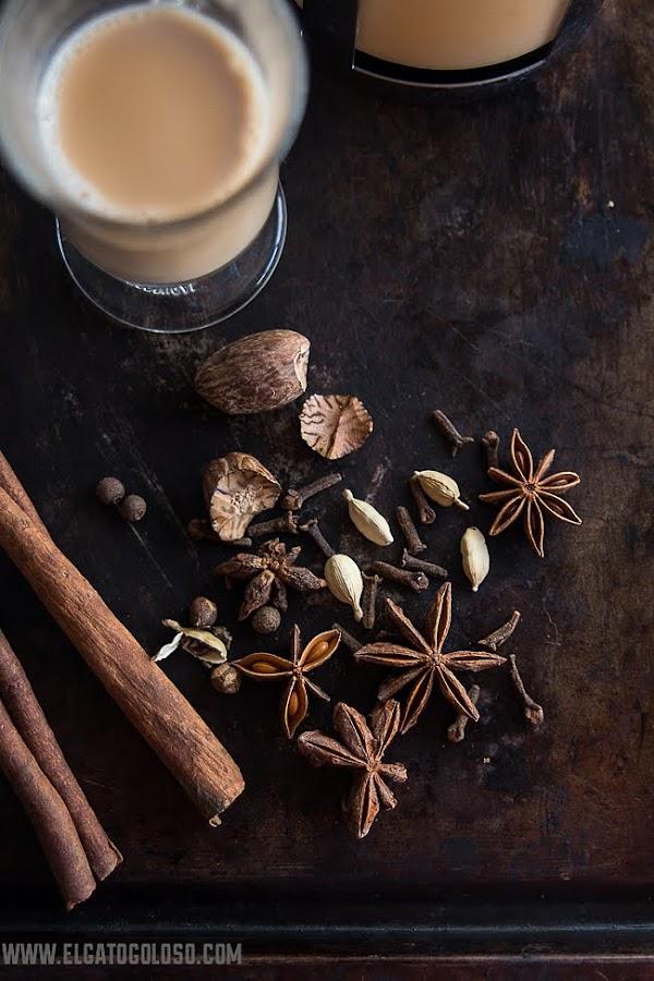 el verdadero té chai que necesitas vía www.elgatogoloso.com