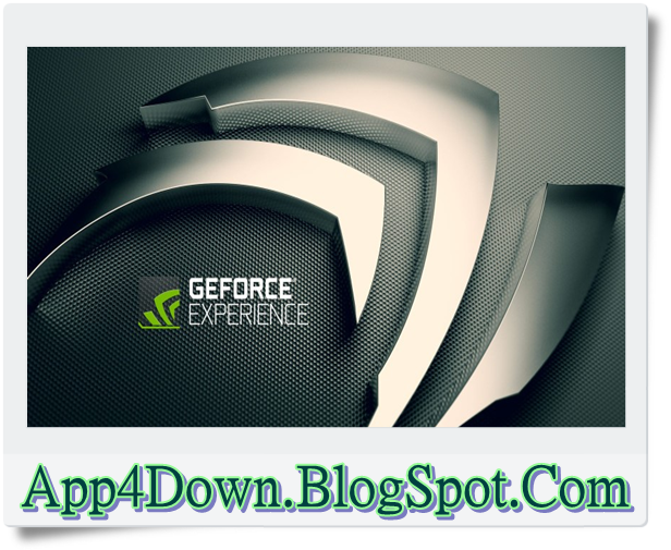 GeForce Experience 2.5.13.6 For Windows Latest Version