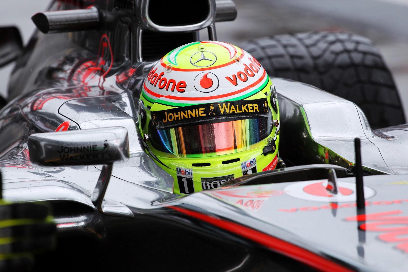2013 Australian Grand Prix Qualifying quotes - McLaren