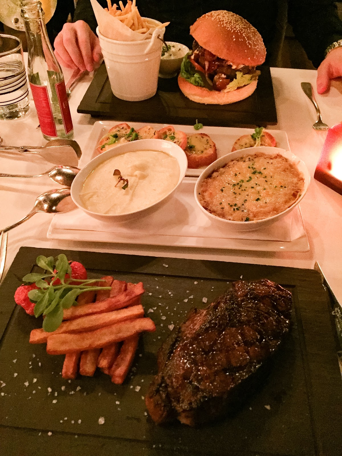 Marco Pierre White Steakhouse and Grill Abu Dhabi