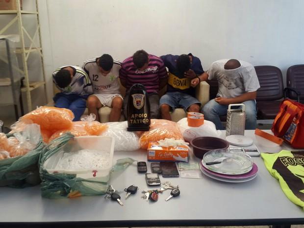 Guarda Municipal de Jundiaí estoura refinaria de cocaína mantida em casa