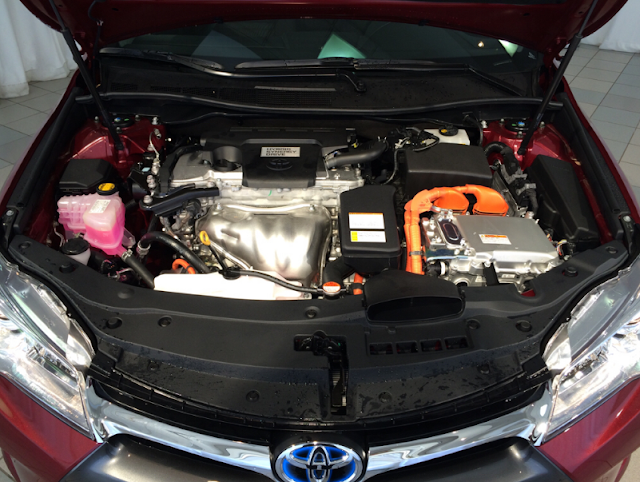 2017  performance Toyota Camry