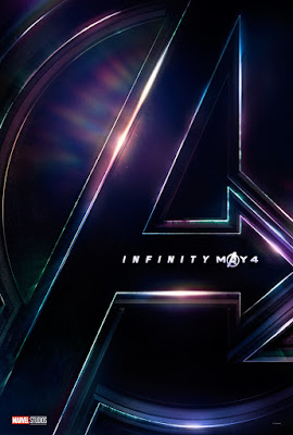 Avengers Infinity War Teaser Theatrical One Sheet Movie Poster
