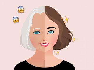 Cara Mengatasi Penuaan Dini Akibat Penggunaan Kosmetik Berlebih