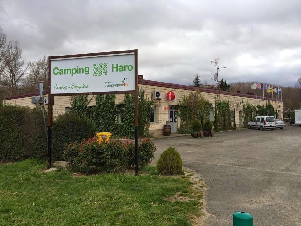 Foto del Camping de Haro | caravaneros.com