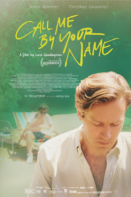 Oscars 2018. Call Me By Your Name Vídeo Review. El triunfo de la sensibilidad