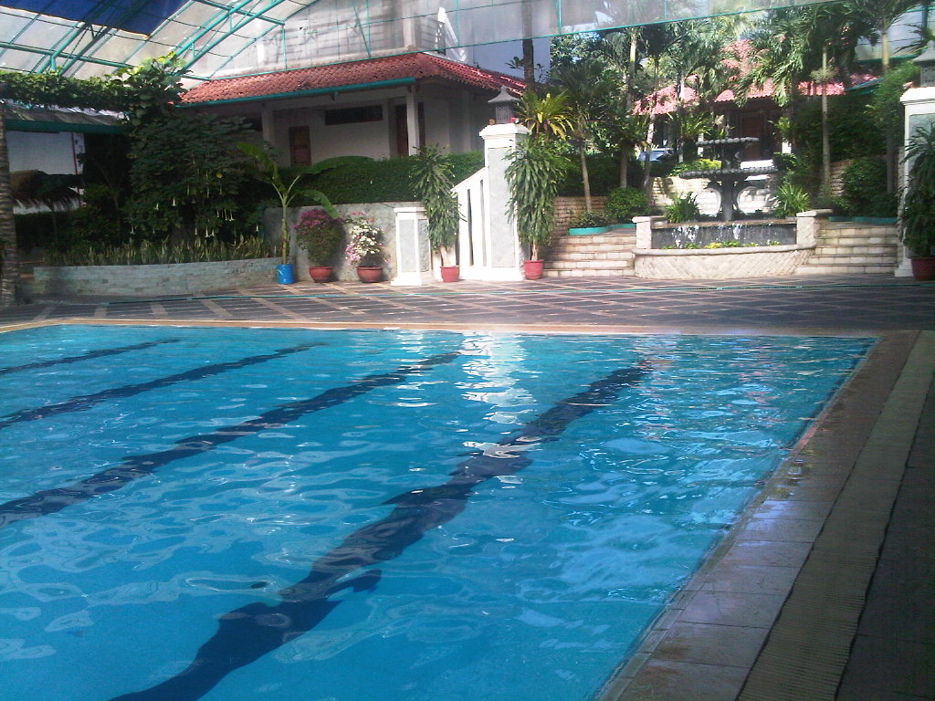 Home design interior swimming pool minimalist for Minimalist house with swimming pool