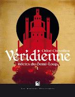 couverture du livre Véridienne de Chloé Chevalier