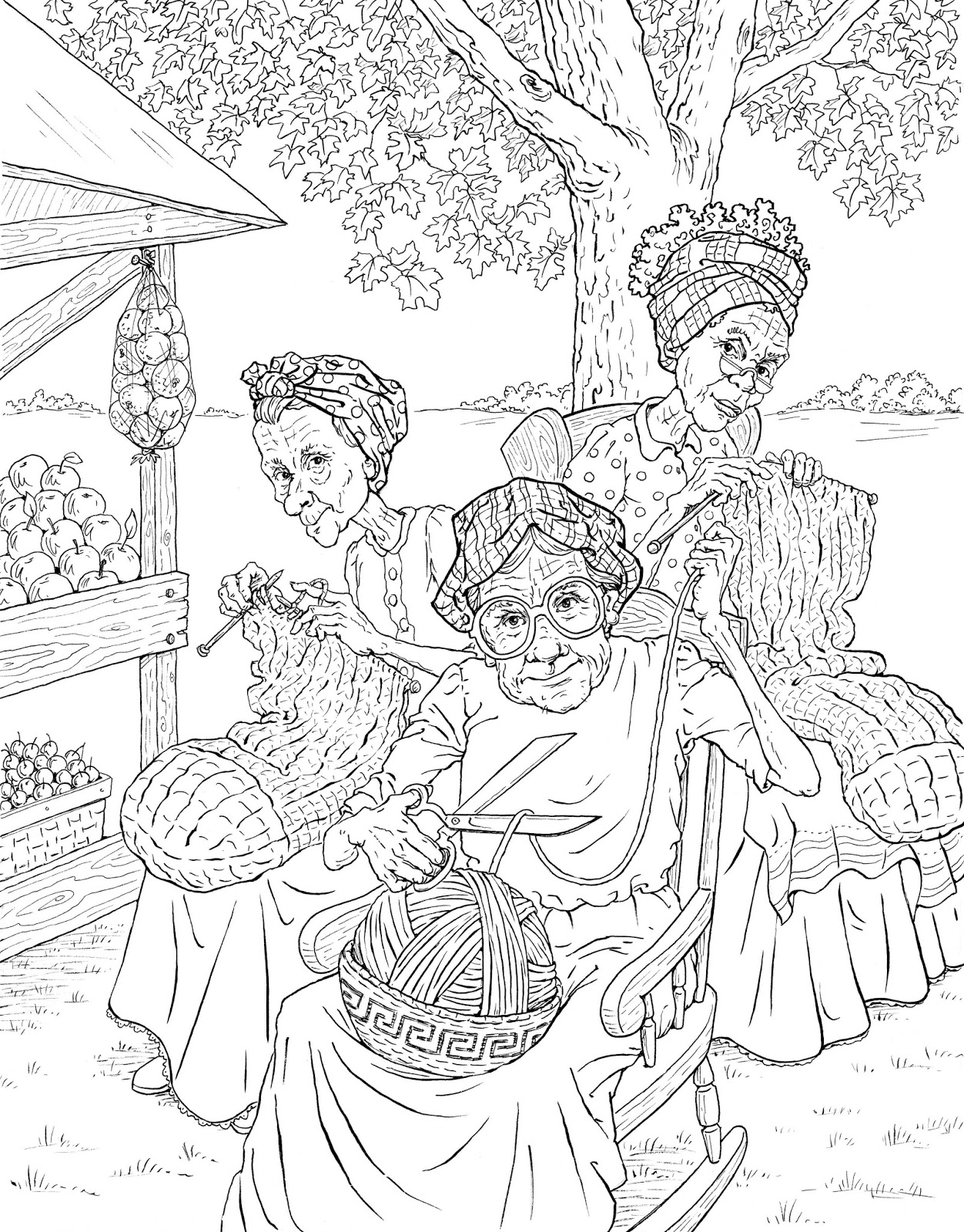 Red Queen Coloring Book Pages