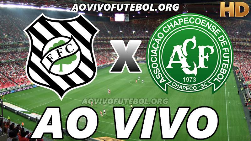 Assistir Figueirense vs Chapecoense Ao Vivo HD