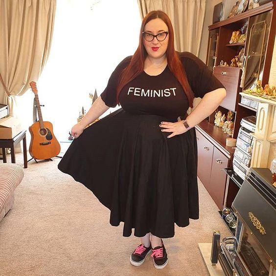 Boohoo Feminist T-Shirt