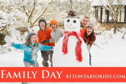 family day weekend deals ontario