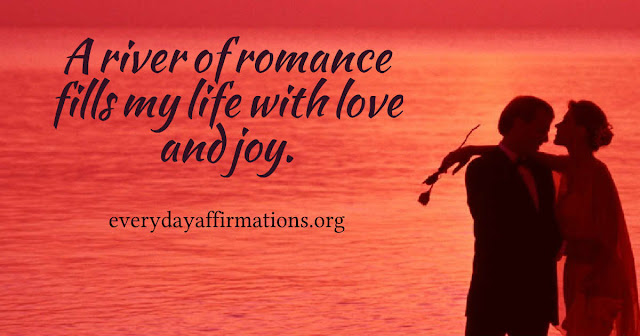 Affirmations for love and romance10
