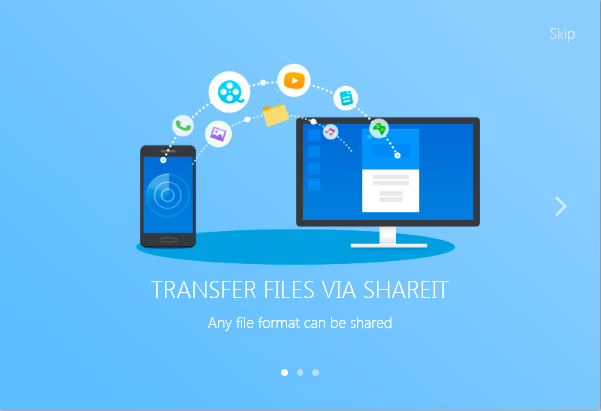 Image result for SHAREIT FOR PC