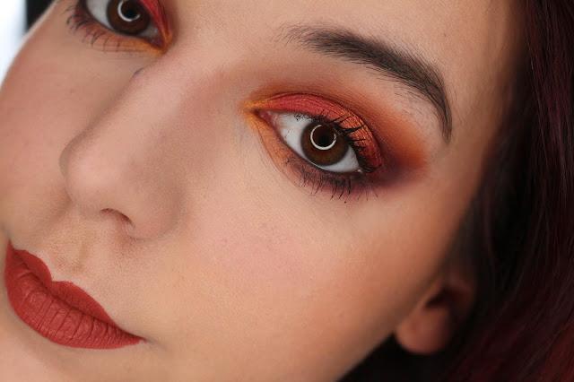 Makeup de fêtes