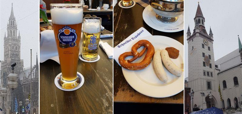 Weißwurstfrühstück in München - Tal