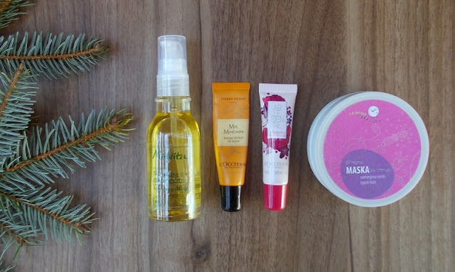 fall winter favorites skincare melvita loccitane clay