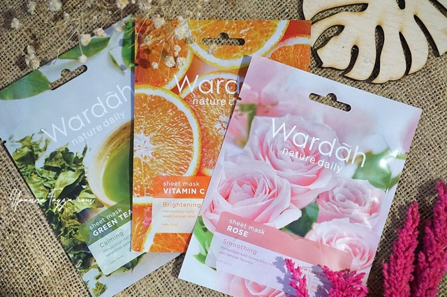 Wardah Nature Daily Sheet Mask