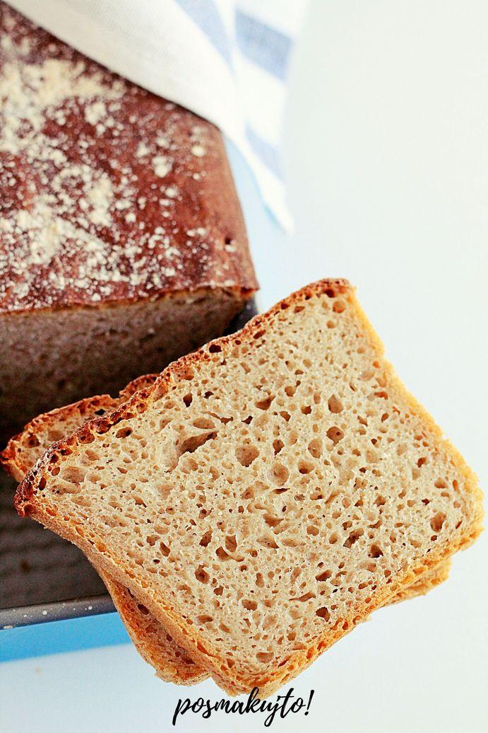 chleb zytni jasny na zakwasie
